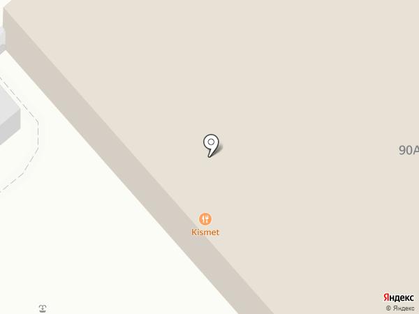 Kismet на карте