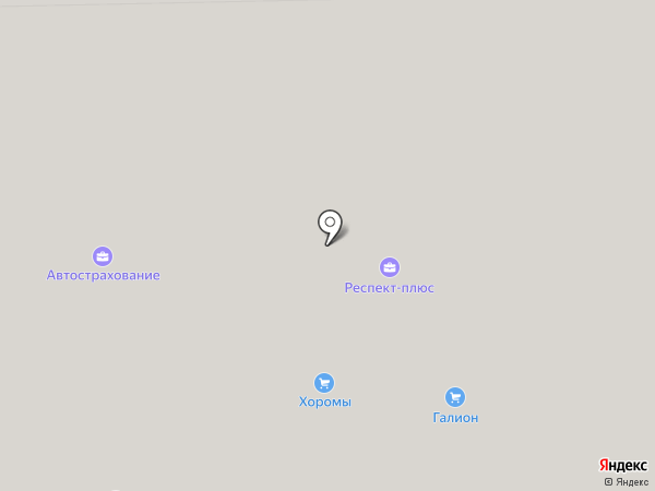 Алготранс на карте