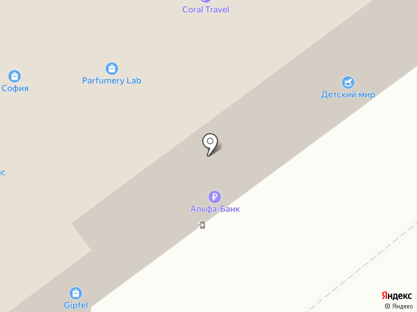 Нияма на карте