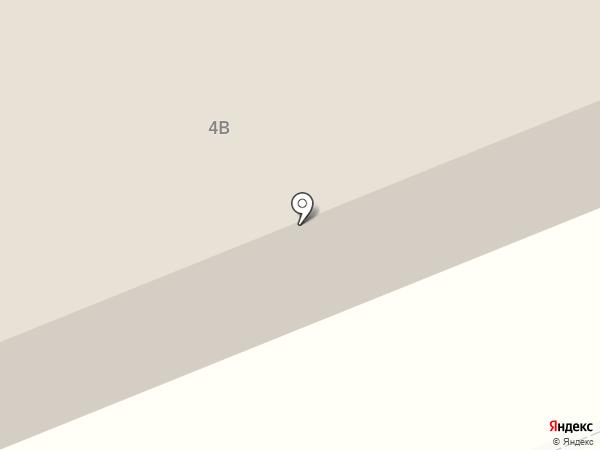 ТРАСКО на карте