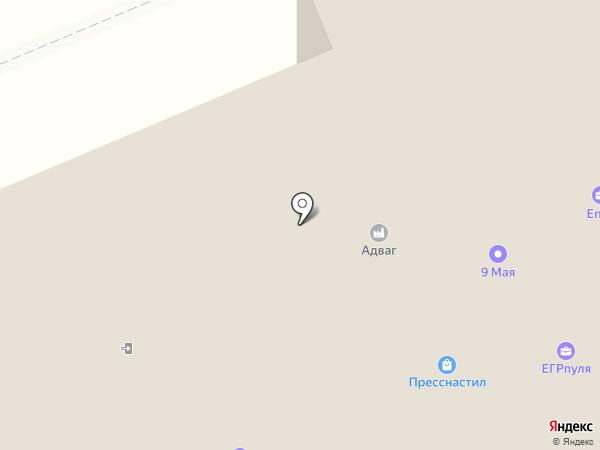 Mo-kadastr на карте