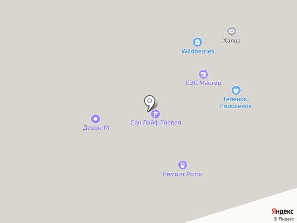 raumplus на карте