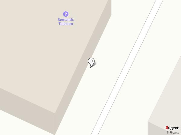 Архангельский на карте
