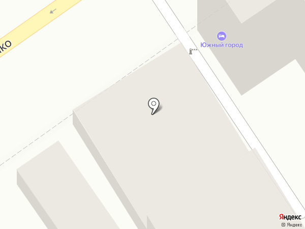 Субмарина на карте