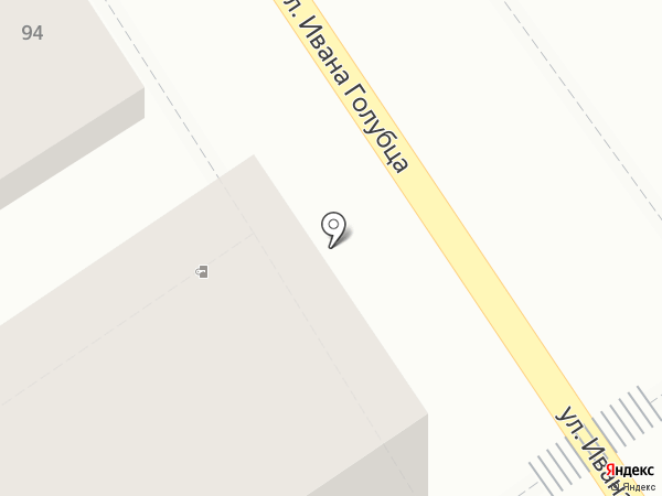 Fit Zone на карте