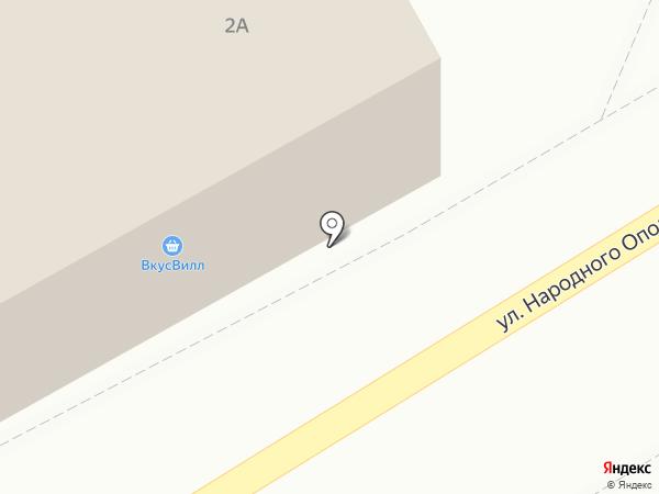 МИКРОМАРКЕТ на карте