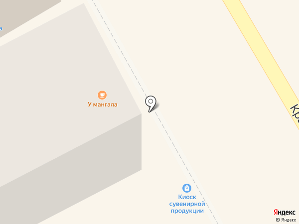 Ремонтная мастерская на карте