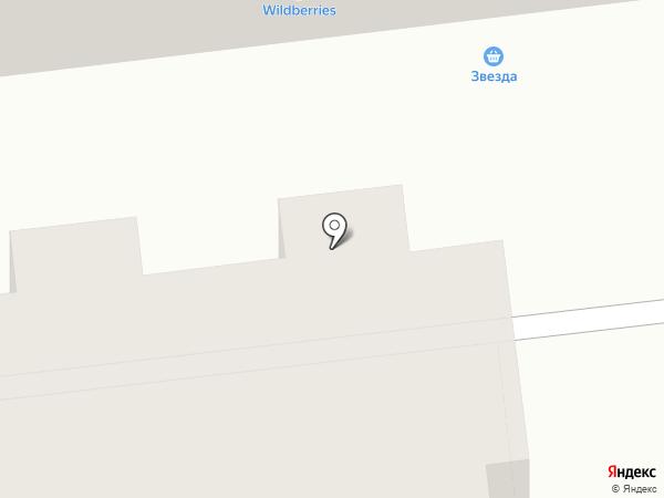 Чунгамаг на карте