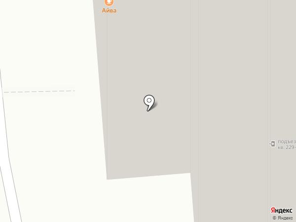 Айва на карте