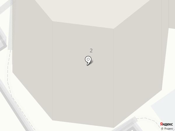 Марафет на карте