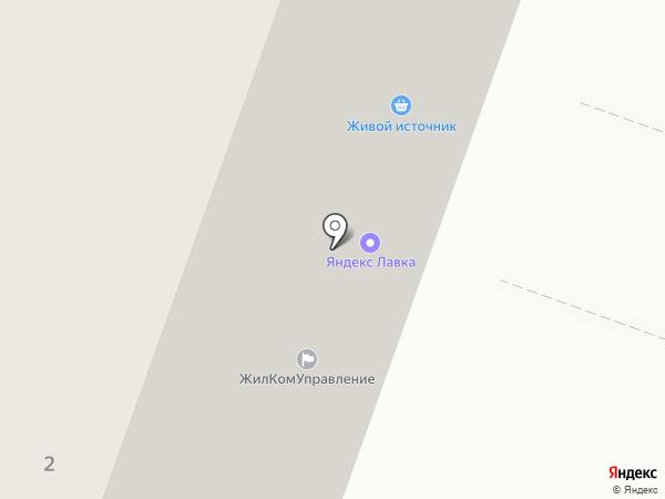 Фото-смайл на карте