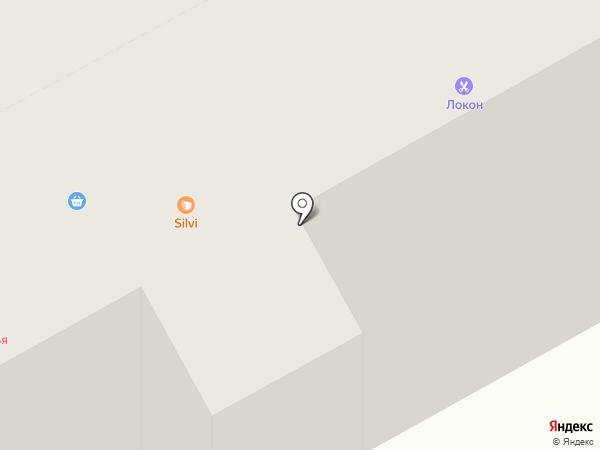 DeSheli на карте