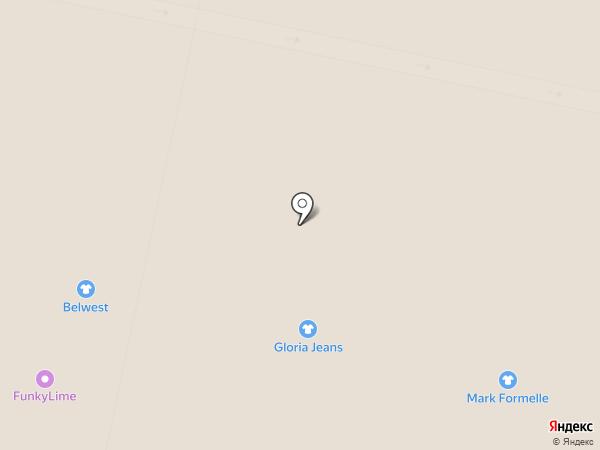 GLORIA JEANS на карте