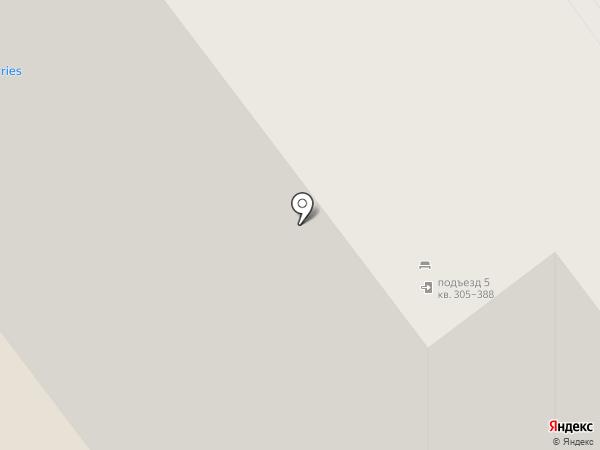 Стастена на карте