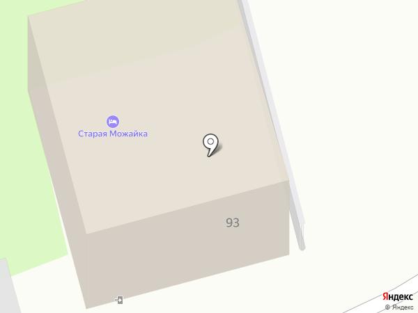 Пекан на карте