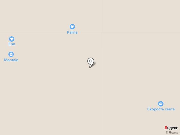 Эдоко на карте