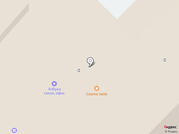 Руфавор на карте