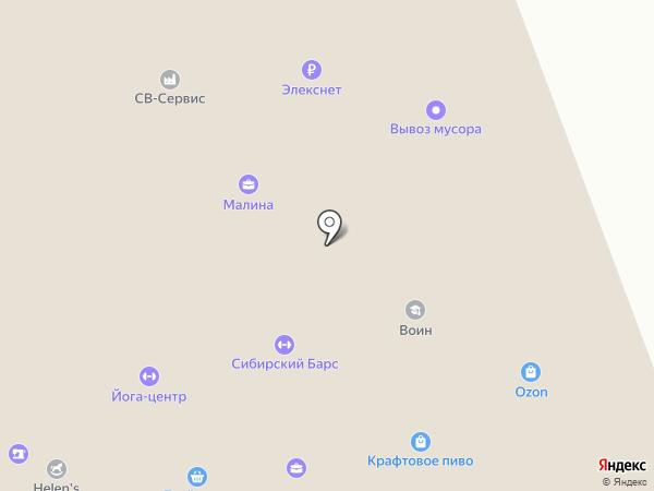 Кудесница на карте