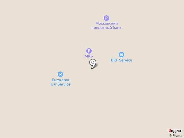 Ауди Центр Infiniti на карте
