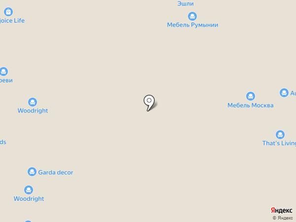 Гранд Детство на карте