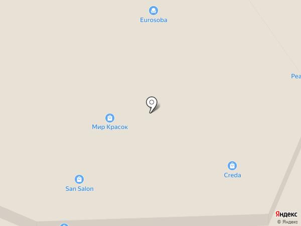 Дом обоев Demmoksi на карте