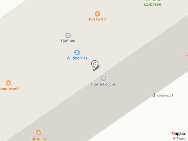 Суши Fresh на карте