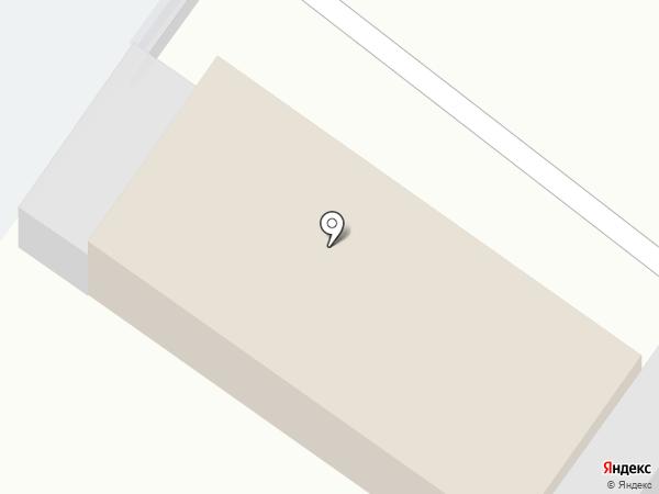Автомойка на ул. Гоголя на карте