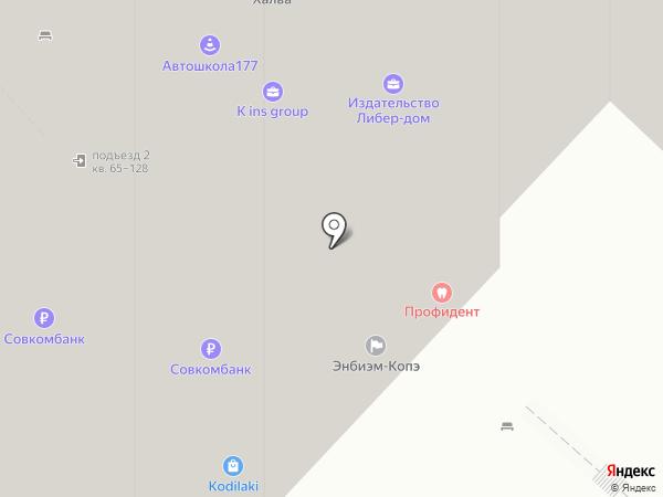 Корал Тревел на карте