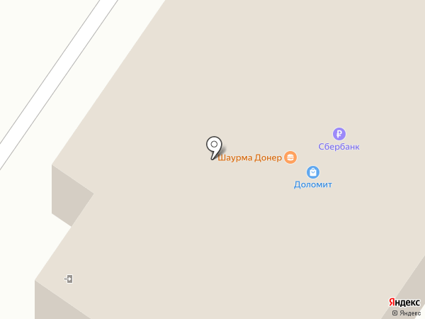 Апполон на карте