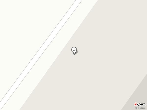 Иншинский на карте