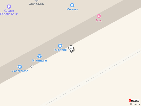 Дзинтарс-Шарм на карте