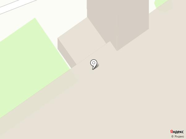Пожарная часть №82 на карте