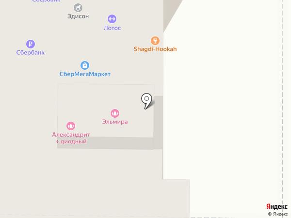 Bread Пит на карте
