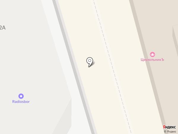 Тамада на карте