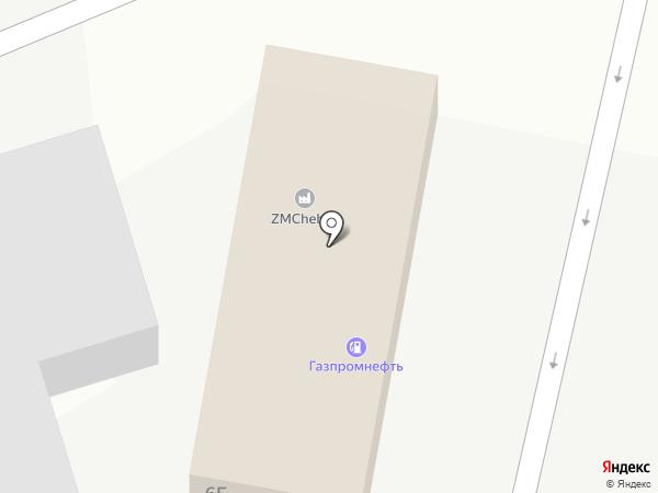 АЗС Экспресс-сервис на карте