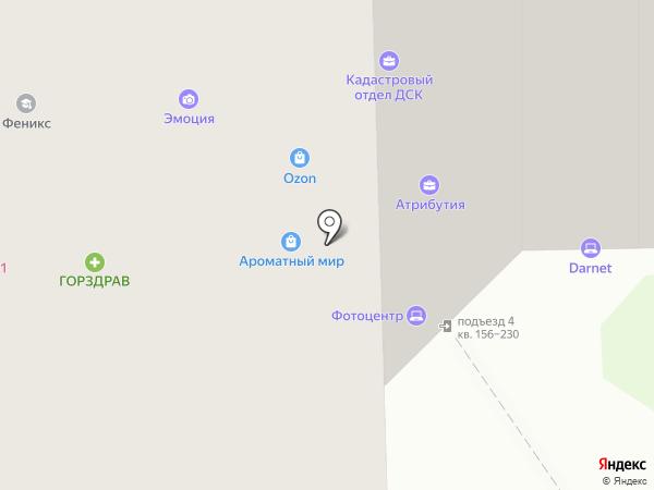 ЛеГрад на карте