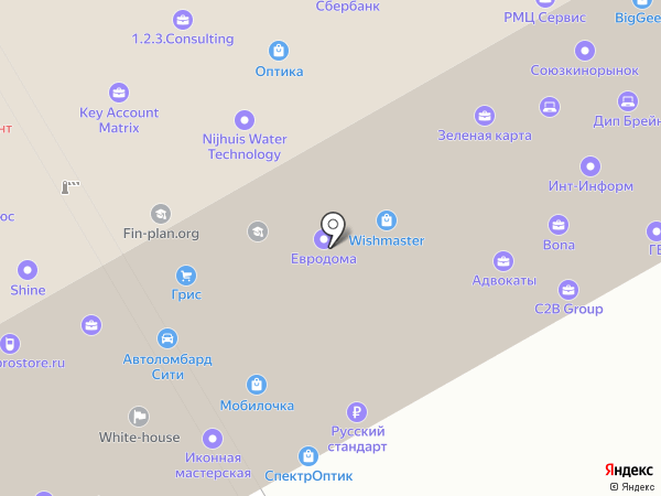 Lead Promo на карте