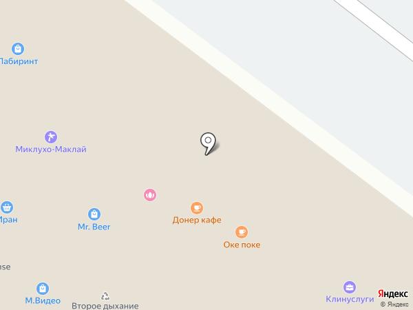BoxBeauty на карте