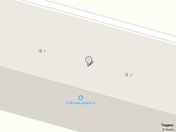 Улёт на карте