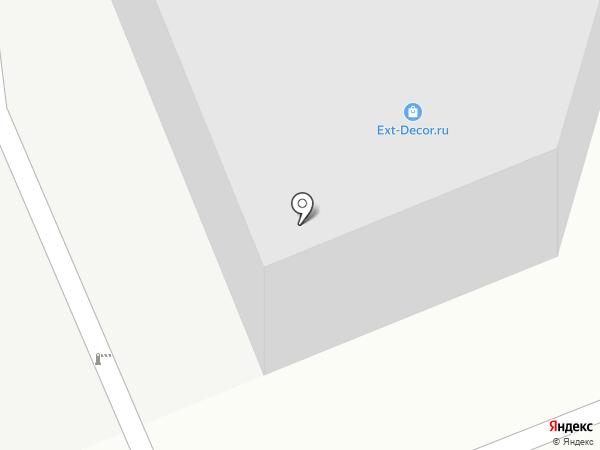 ХозЛэнд на карте