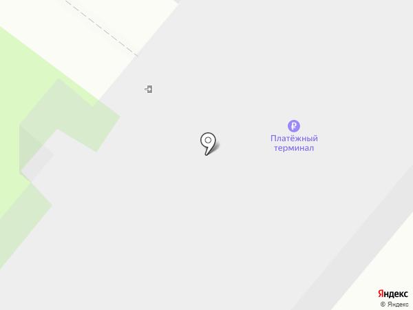 Любучанская начальная школа на карте