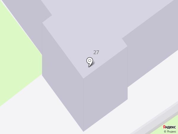 Московский инновационный университет на карте