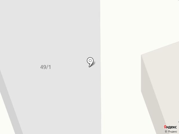 Спецмебель на карте