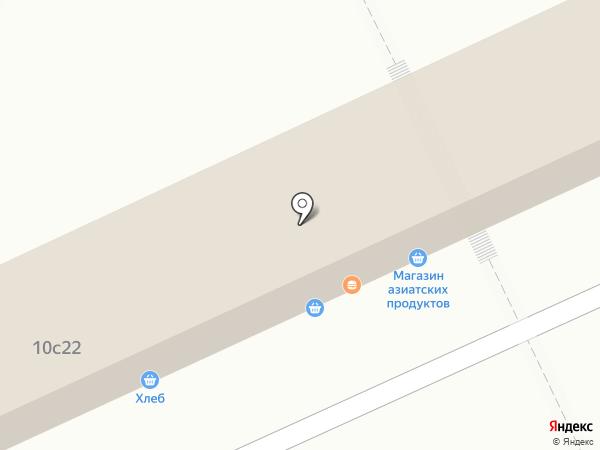 Дорогомиловский на карте