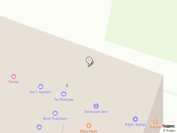 Вариант-Диалог на карте