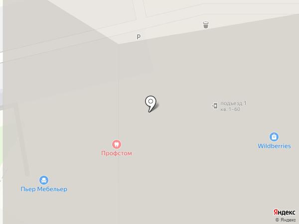 Профтехресурс на карте