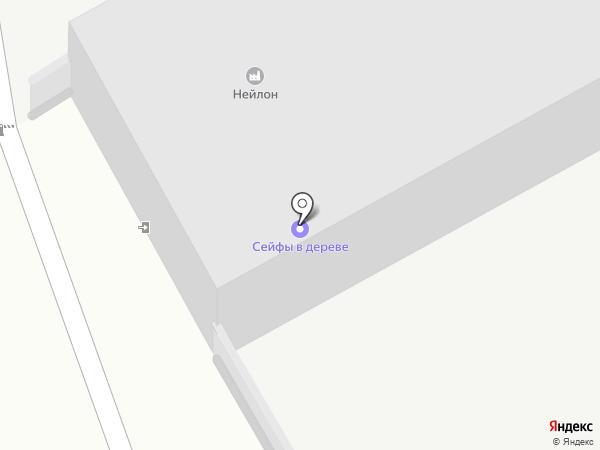 Акробат на карте
