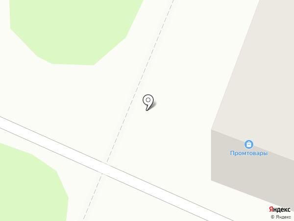 Норд-вест на карте