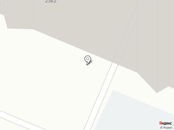 МЦР на карте