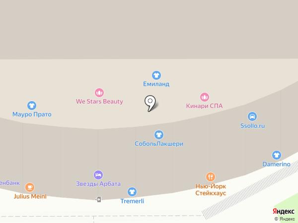 Castello d`Oro на карте